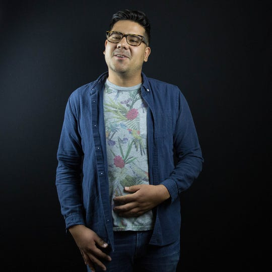 Cristobal Rocha, started dealing with anxiety about three years ago, when he felt overloaded by work and school. He is now treating the anxiety.