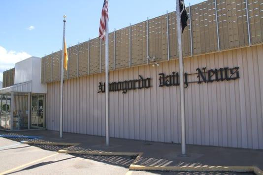 Alamogordo Daily News building