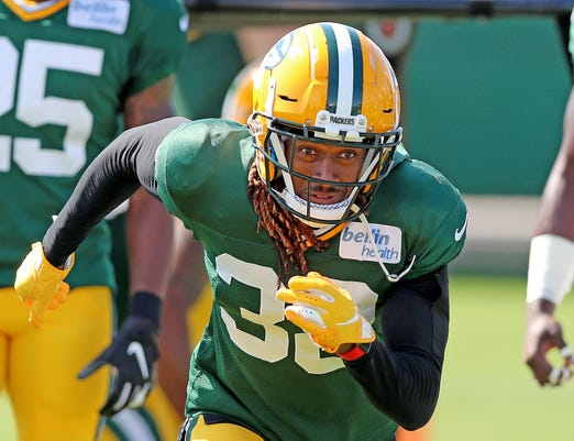 2ab4b8ec9 Packers corner Tramon Williams to help fill safety void