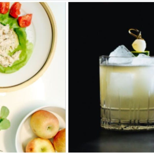 Here's what you should be eating and drinking around Palm Springs in October