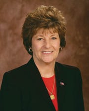 Nancy Wright is running to retain her seat on the Mission Springs Water District Board.