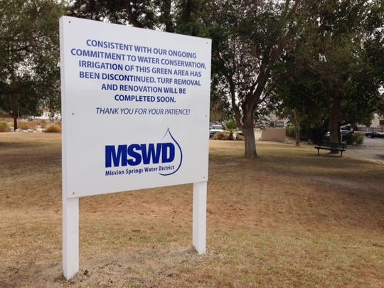 Four candidates are running for two open seats on the Mission Springs Water District board. Elections will be held in November.