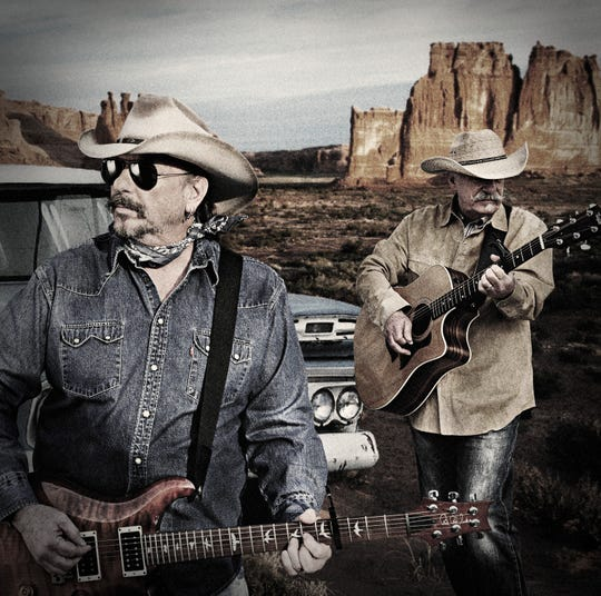 The Bellamy Brothers bring their four decades of pop and country music success to The Imogene stage on Friday.
