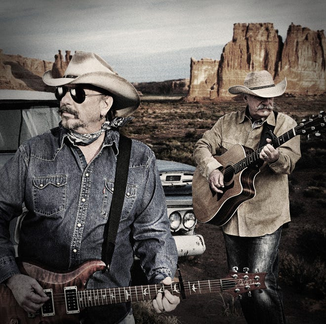 The Bellamy Brothers play Jan. 24 at the Orange Blossom Opry.