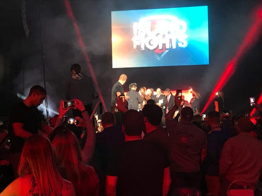 During its 8-year history, Island Fights has grown into a national name in the combat sports business.
