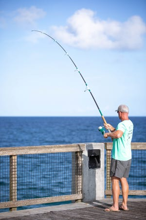 The Navarre Fishing Rodeo and Take A Kid Fishing in October both capitalize on the great fishing spots in Navarre.