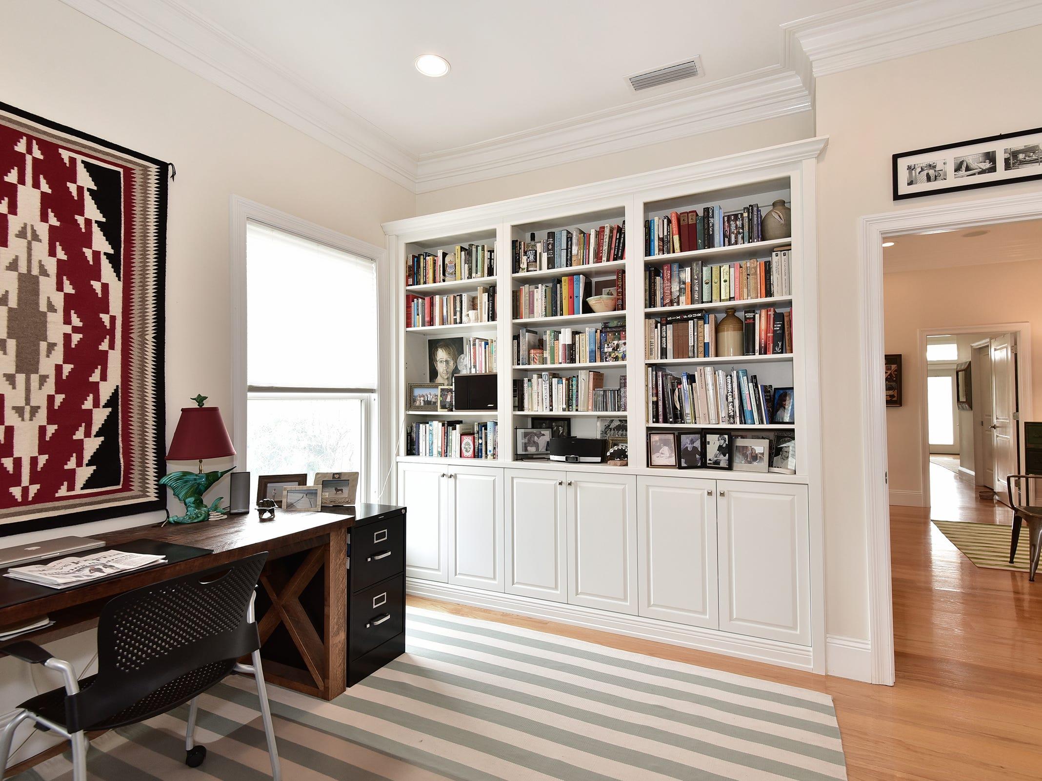 52 Port Royal Way, un upstairs study/additional bedroom.