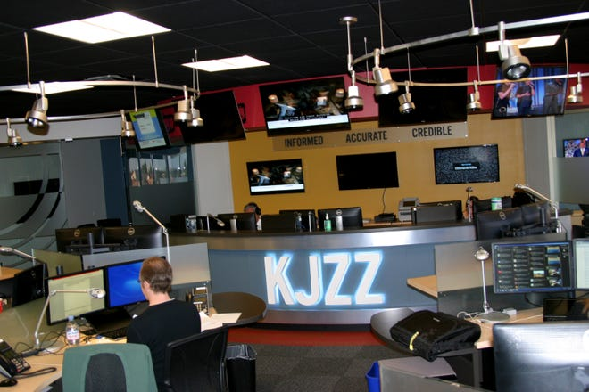 KJZZ Associate General Manager Mark Moran has been demoted after a workplace investigation found he had made sexist comments, drove his co-workers after drinking alcohol, and was untruthful when an investigator asked if he had kissed a former intern.