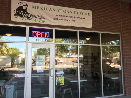 Mi Vegana Madre, an all-vegan restaurant, opened in July in downtown Glendale.