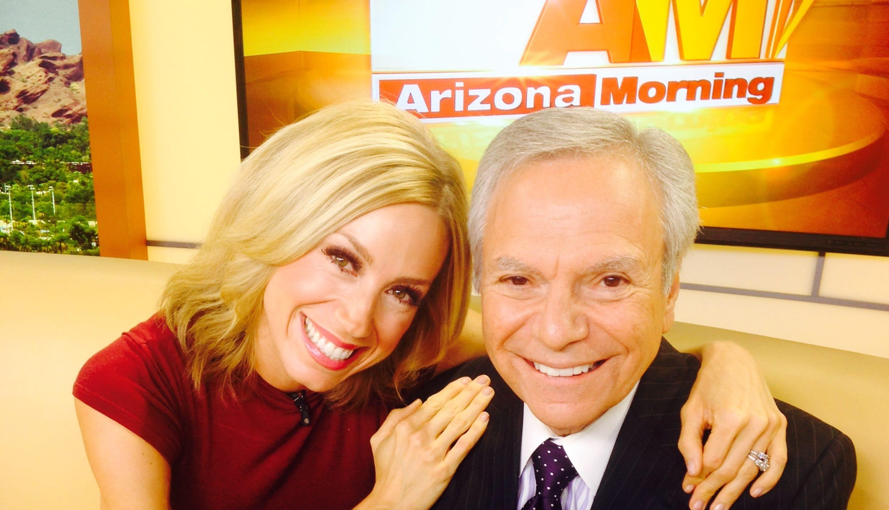 Phoenix TV anchor Andrea Robinson leaving Fox 10 morning show