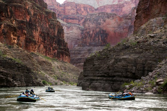 Colorado River Ecology in Grand Canyon