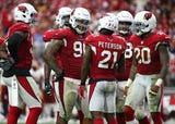 The Cardinals face the Rams at 1:05 p.m. Sunday in Los Angeles.