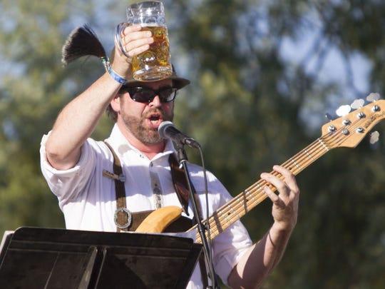 10 / 12-14: Four Peaks Oktoberfest
