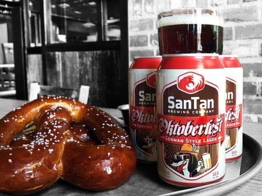 9/29: SanTan Brewing Oktoberfest