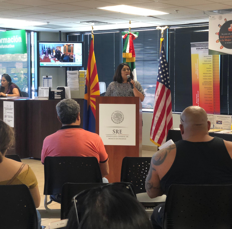 México lanza foros para escuchar a sus migrantes en EEUU