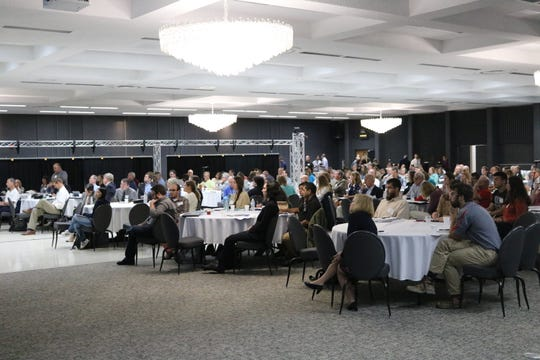 The Ohio State University and Ohio Sea Grant hosted its third annual Understanding Harmful Algal Blooms: State of the Science conference in Toledo on Thursday.