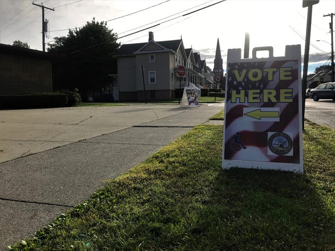 Dutchess County polls on Primary Day opened on Thursday, Sept. 13 at 6 a.m.