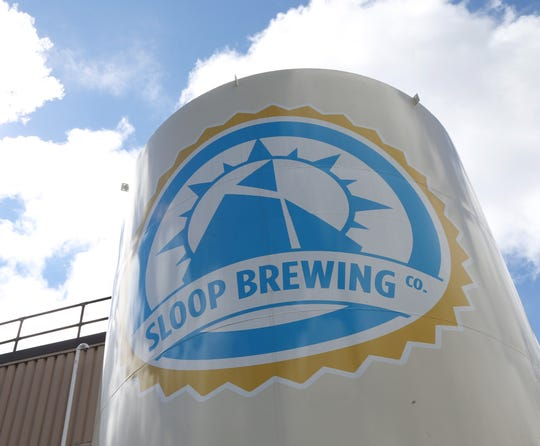 Sloop Brewing's new location in East Fishkill on Sept 13, 2018.