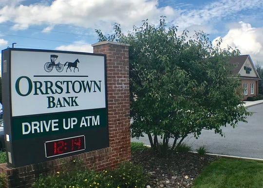 Orrstown Bank, Chambersburg