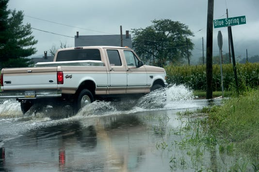 Cpo Mwd 091318 Mercersburg Flooding