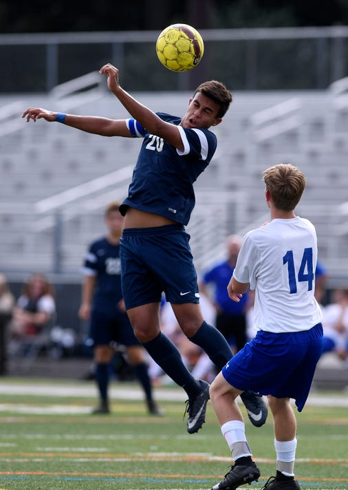 Spring Grove At Dallastown Boys Soccer