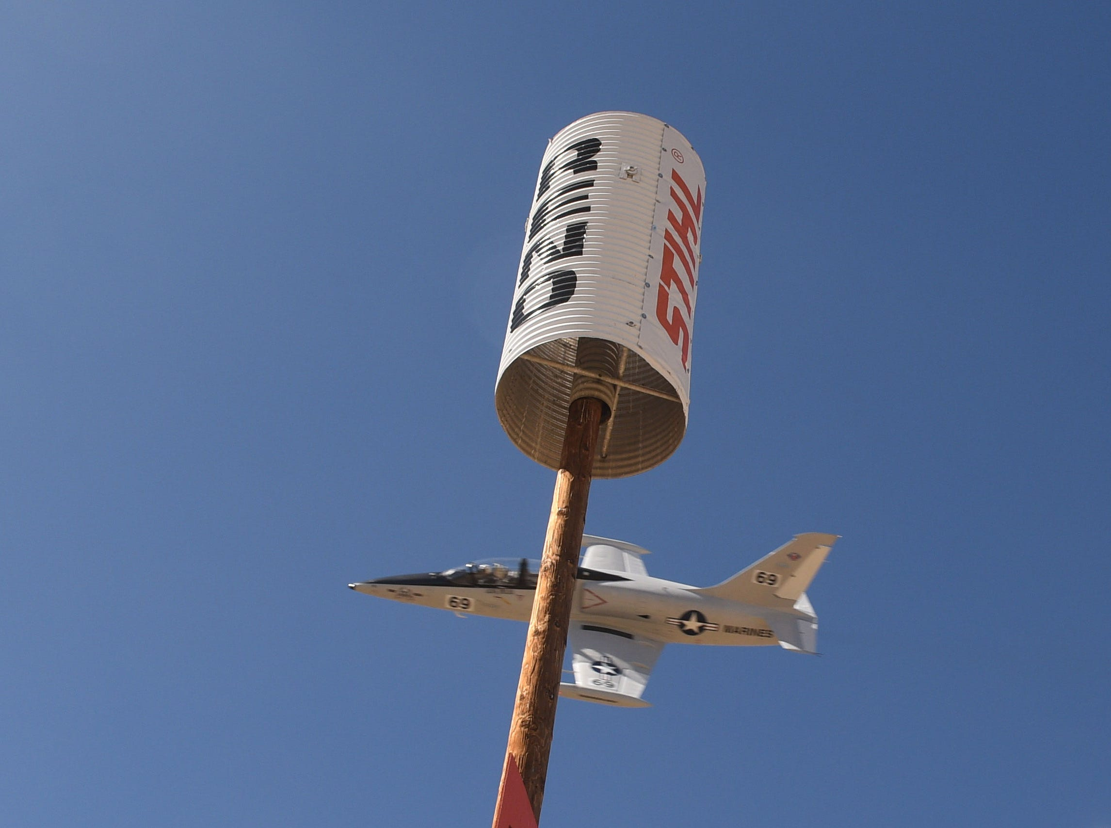The STIHL National Championship Air Races at Stead Airport north of Reno on Sept. 13, 2018.