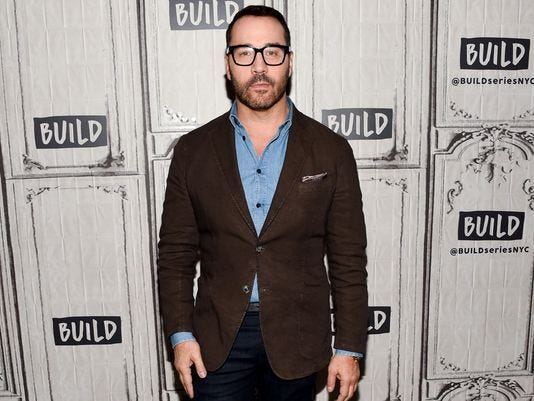 Jeremy Piven has shows at Comedy at the Carlson Thursday and Friday nights, Sept. 20 and 21.