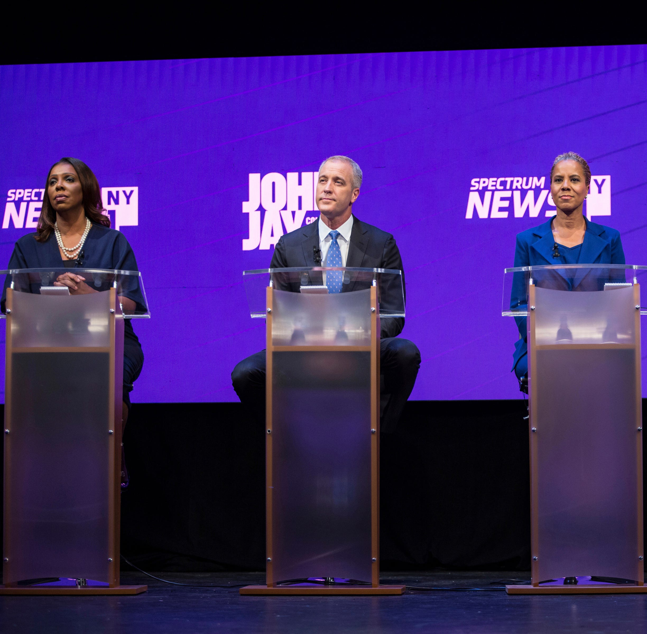 Letitia James wins race for New York attorney general