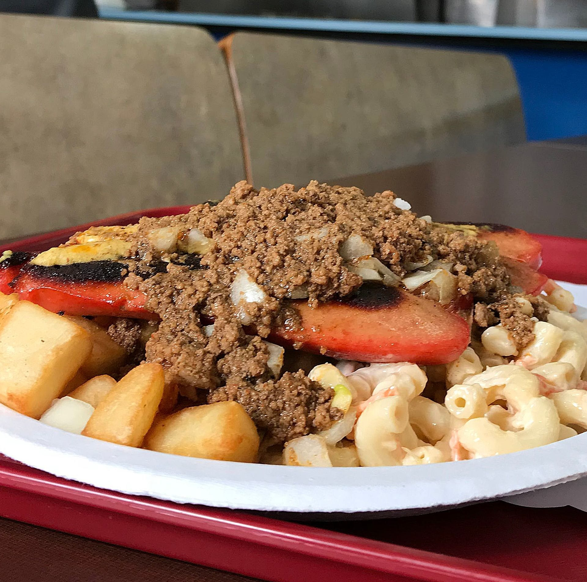 The Garbage Plate inspires a video game; play it at Fringe
