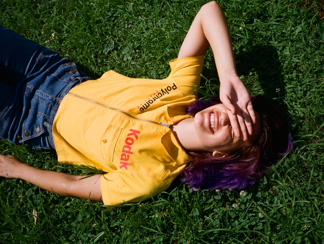 Eastman Kodak Co. and fashion retailer Forever 21 have teamed up on a new apparel collection for the Fall 2018 season featuring some of Kodak's logos.