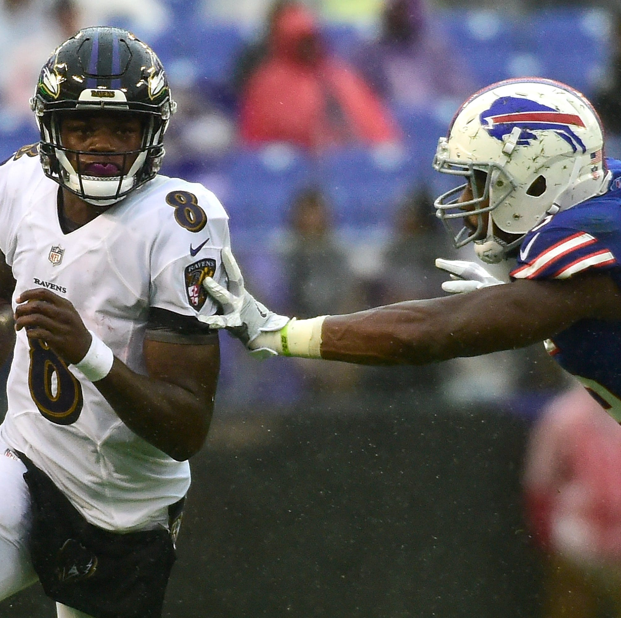 Lost in all the QB hoopla, the mistake-ridden Bills defense has to make quantum leaps