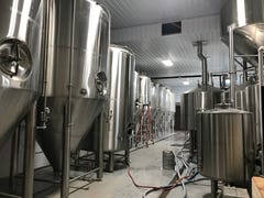 Stoneyard Brewing opens huge production brewery in Brockport