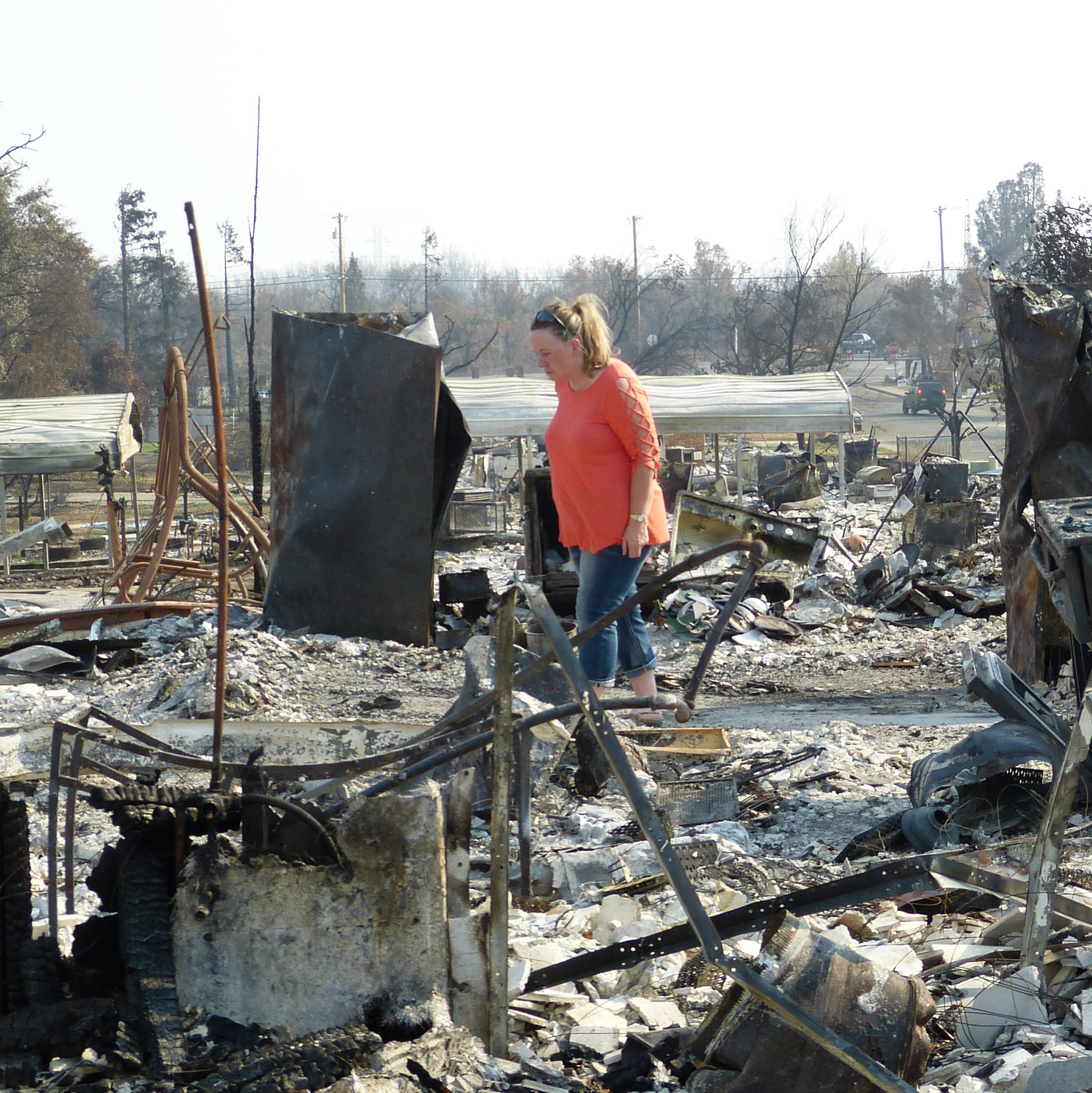 Mom and kids escaped two fires. In search of a new normal.