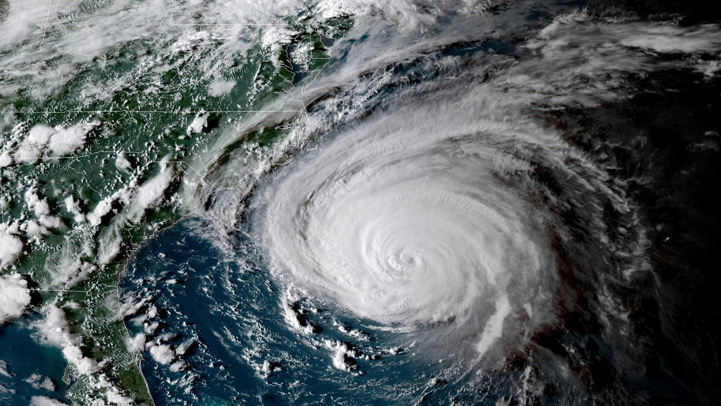 images from hurricane florence - HD 1422×800