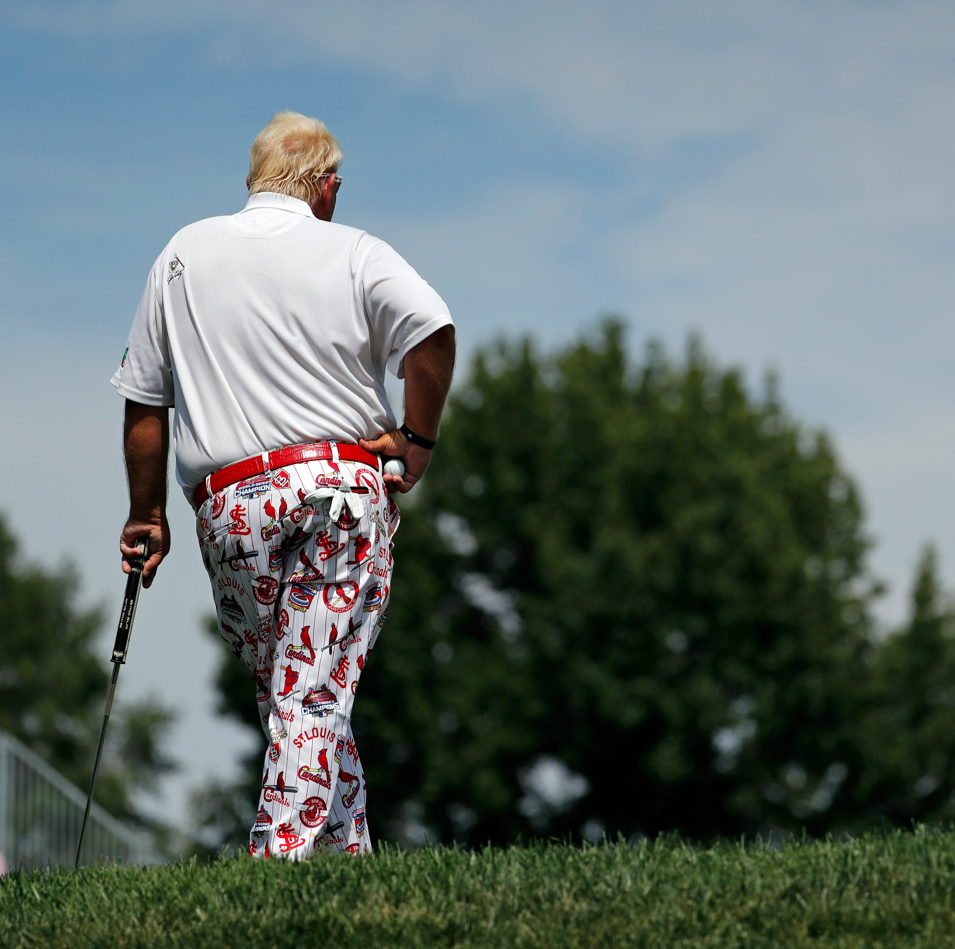 Sanford International: National treasure John Daly takes pit stop at No. 12