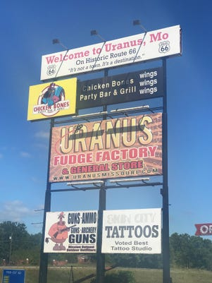 What is Uranus, Missouri, and why are people mad about the