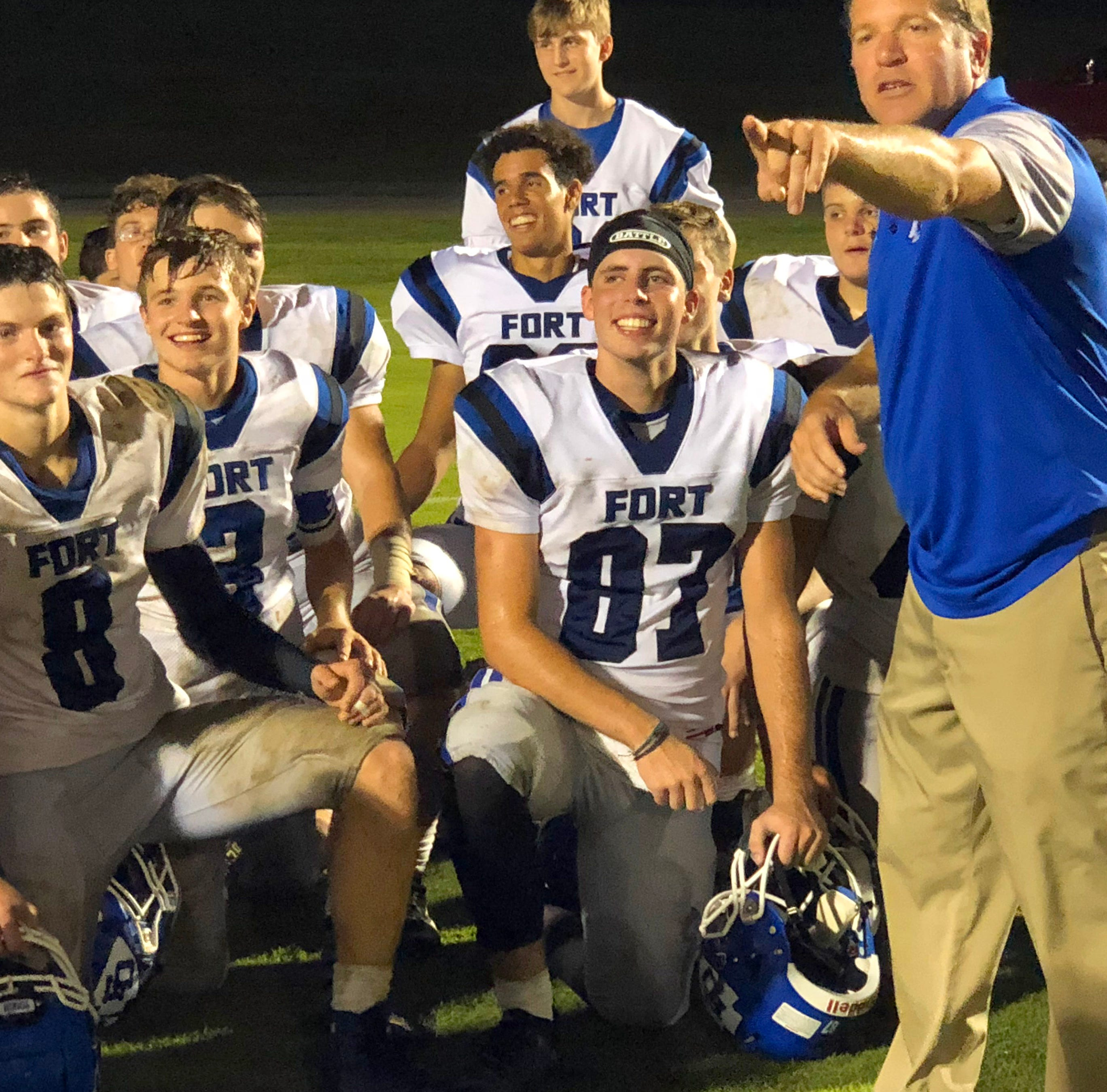 High school football schedule gets back to normal ... almost