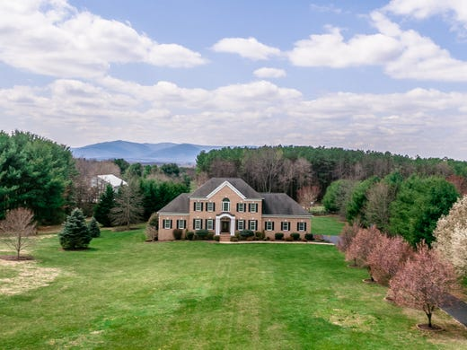 1301 ladd road outside of waynesboro offers 5 acres and a 6 car garage - 6 Car Garage