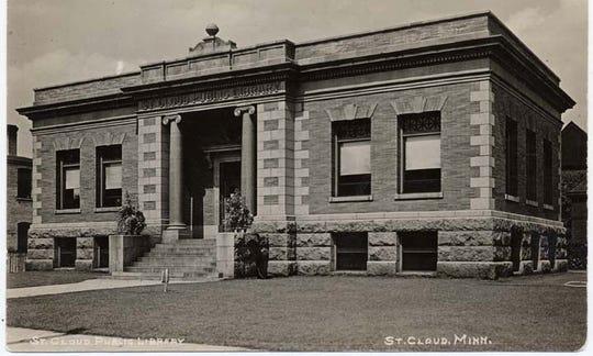 St. Cloud Carnegie Library, 1901-1981.