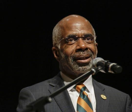 Robinson FAMU President Larry Robinson