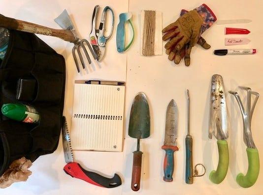 Gardening Bag Brenda Buchan