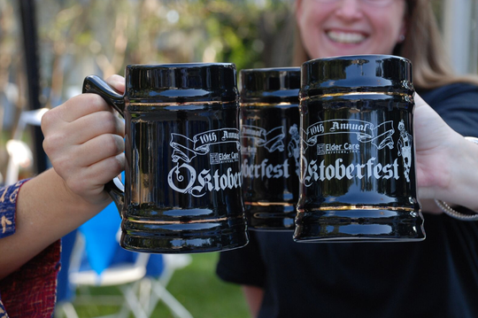 The 21st Annual Elder Care Services Oktoberfest festivities get going Friday, Oct. 19, at the Centre of Tallahassee.
