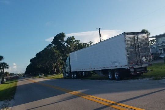 R-N-R Transport Inc. donated a trailer to fill with supplies for those in the path of Hurricane Florence. Donations will be accepted beginning at 2 p.m. Sept. 13 at Wes' Backyard BBQ and Grill in Vero beach.
