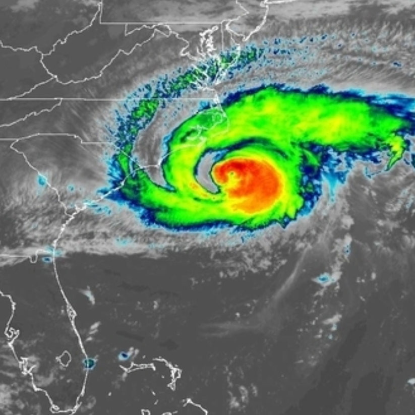 Florence whipping coastlines now; Delaware will feel last gasp next week