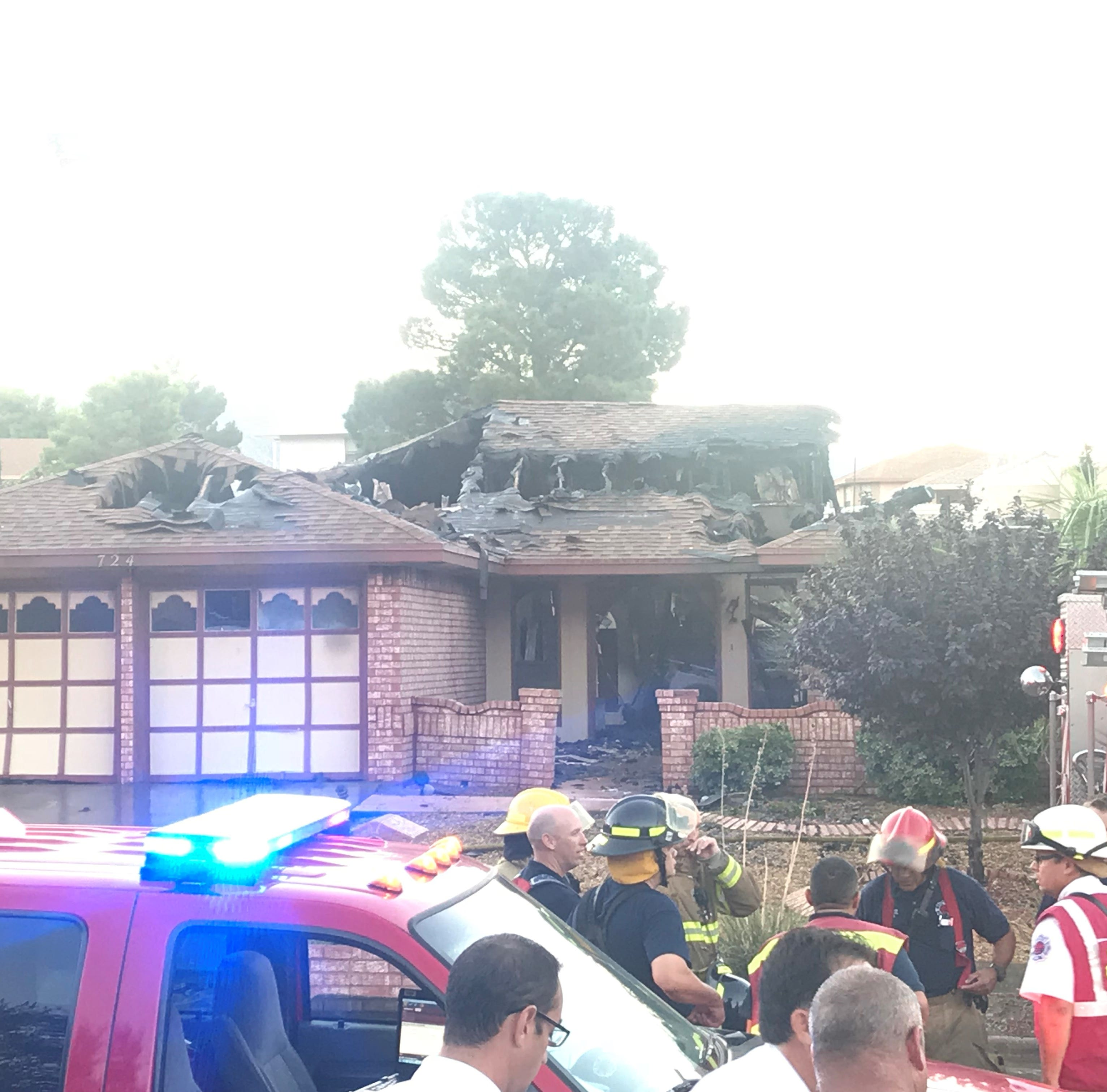 Large West El Paso house fire killed lawyer on his 65th birthday
