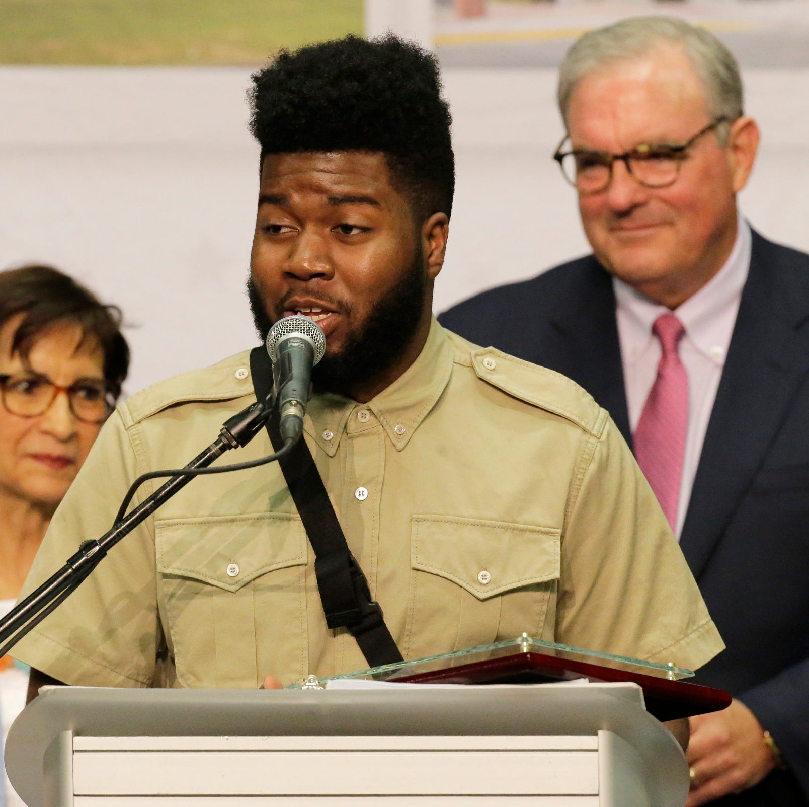Khalid and El Paso: A love story