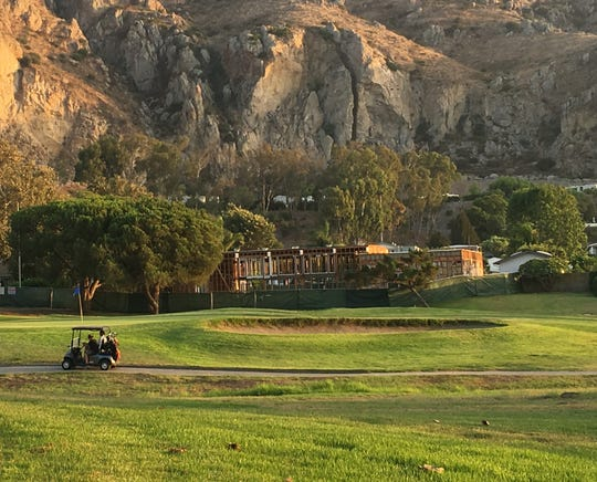 Camarillo Springs is a public golf course, one that residents say they don't want to lose to more homes.