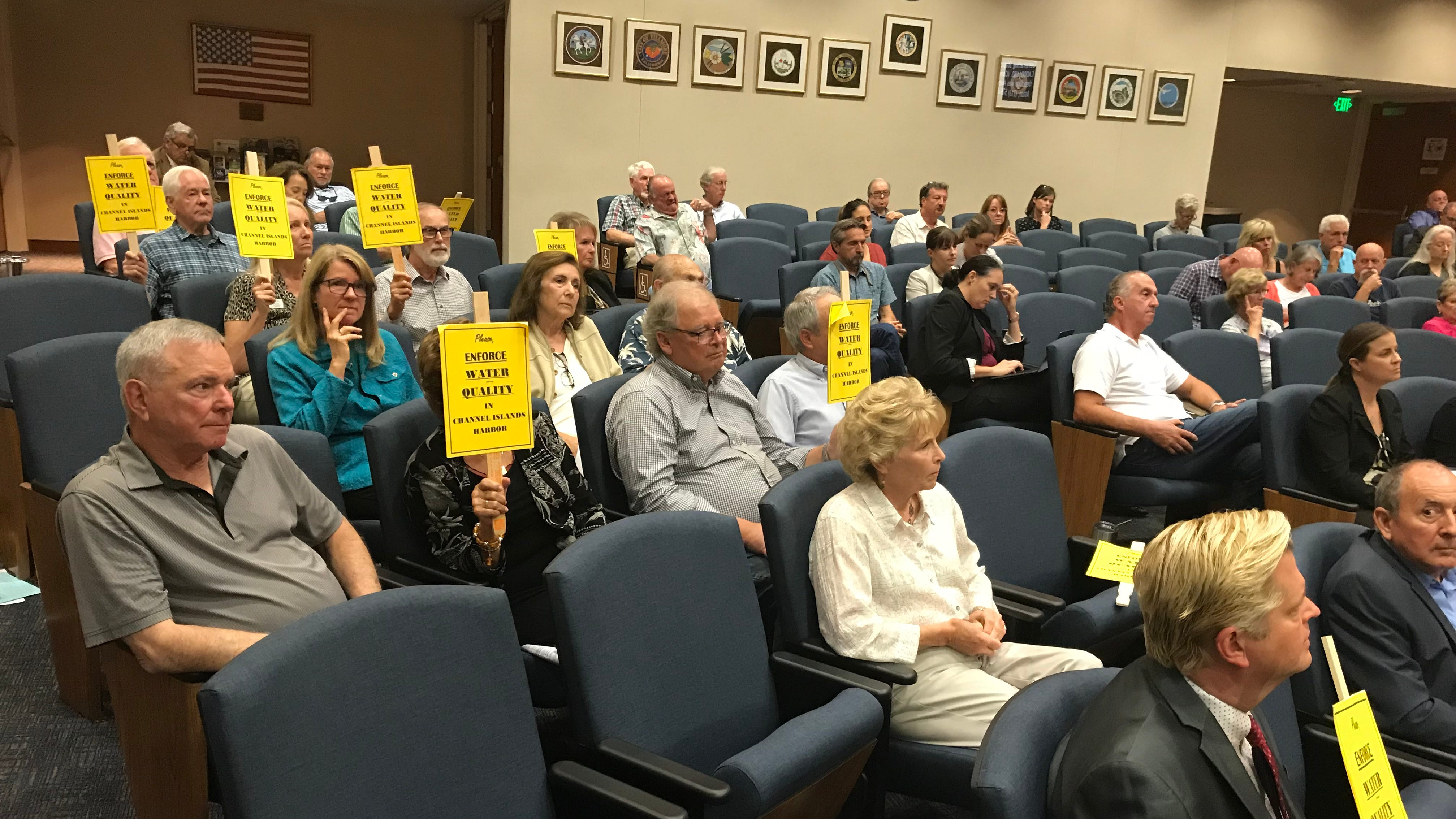 Oxnard leaders, residents can't convince state board to delay Mandalay power plant vote
