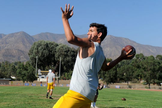 Nordhoff will count returning starting quarterback Leeram Stoneman to lead the way this season.