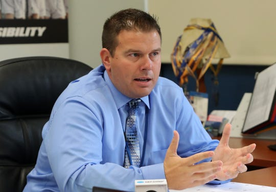 Pearl River  Athletic Director Todd Santabarbara will be the new Section 1 executive director Sept. 13, 2018.